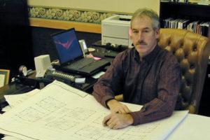 Jim Murphy, President of CFC Properties.