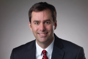 Ron Walker, Vice President of Commercial Real Estate.