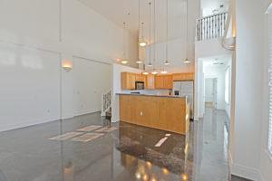 Kirkwood Uptown Royale Living Area & Kitchen