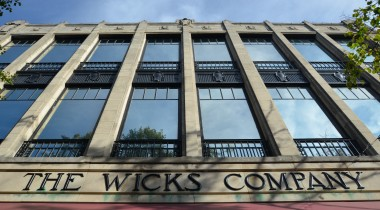 CFC Shows-off Renovated Wicks Building