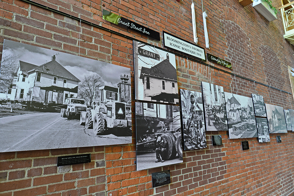 Grant Street Inn Celebrates 30-Years with a Free Public Exhibit