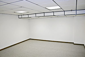 Graham Plaza, Suite 016, offers a spacious office suite.
