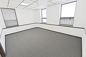 Graham Plaza, Suite 314, provides a spacious private office.